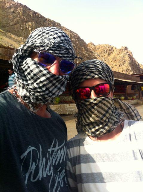Gerardo, Egypt