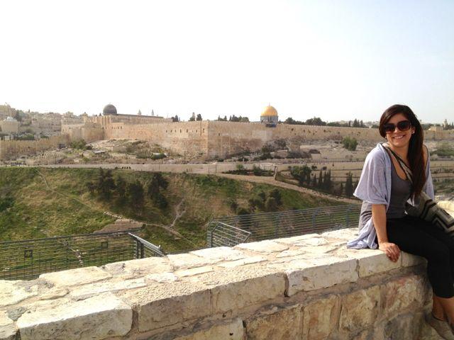 Jerusalem, Naty