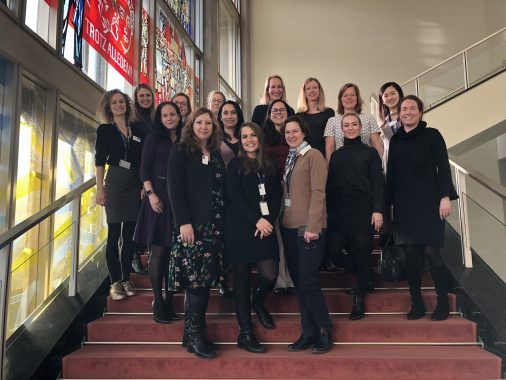 participants of the Women's Leadership Excellence 2020